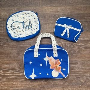 Disney Tinker Bell 3-piece Travel set